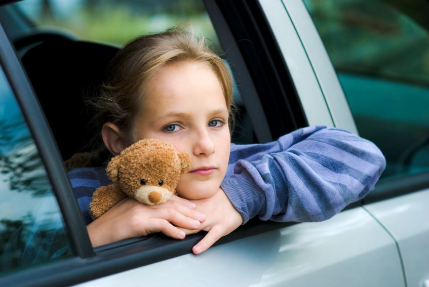 Counseling for Child Adjustment Issues - Cary, Raleigh